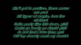 Turn Around (Mmm Da Da) - Flo-Rida - Lyrics!