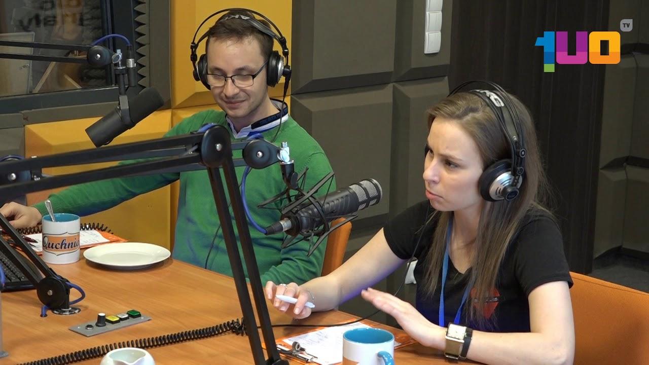 Sportowe Śniadanie – Maciej Miga i Katarzyna Kelner