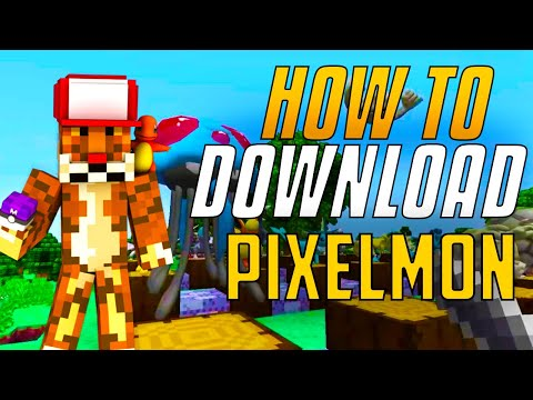 HOW TO INSTALL PIXELMON 7.0.7 | Minecraft Pokemon Mod