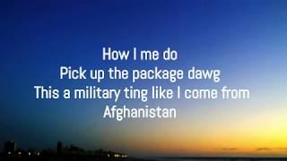 All My Life  - Major Lazer feat. Burna Boy ( Lyrics)