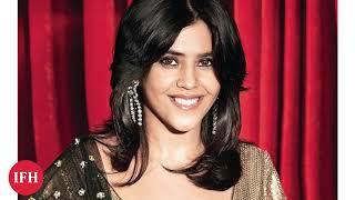 Ekta Kapoor Now A Surrogacy Mother   Indian Film history