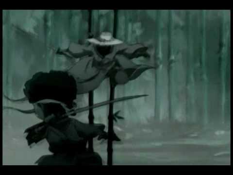huey freeman samurai
