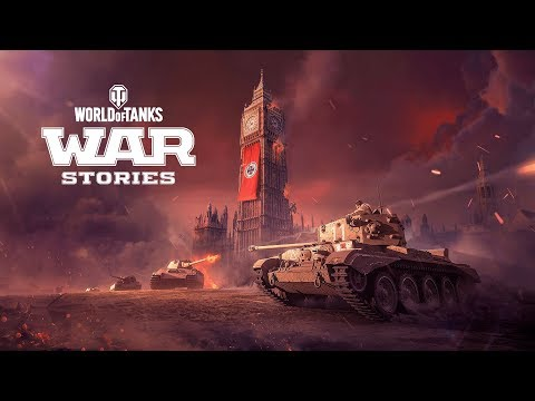 World of Tanks Console - WarStories Operation Sealion Walkthrough