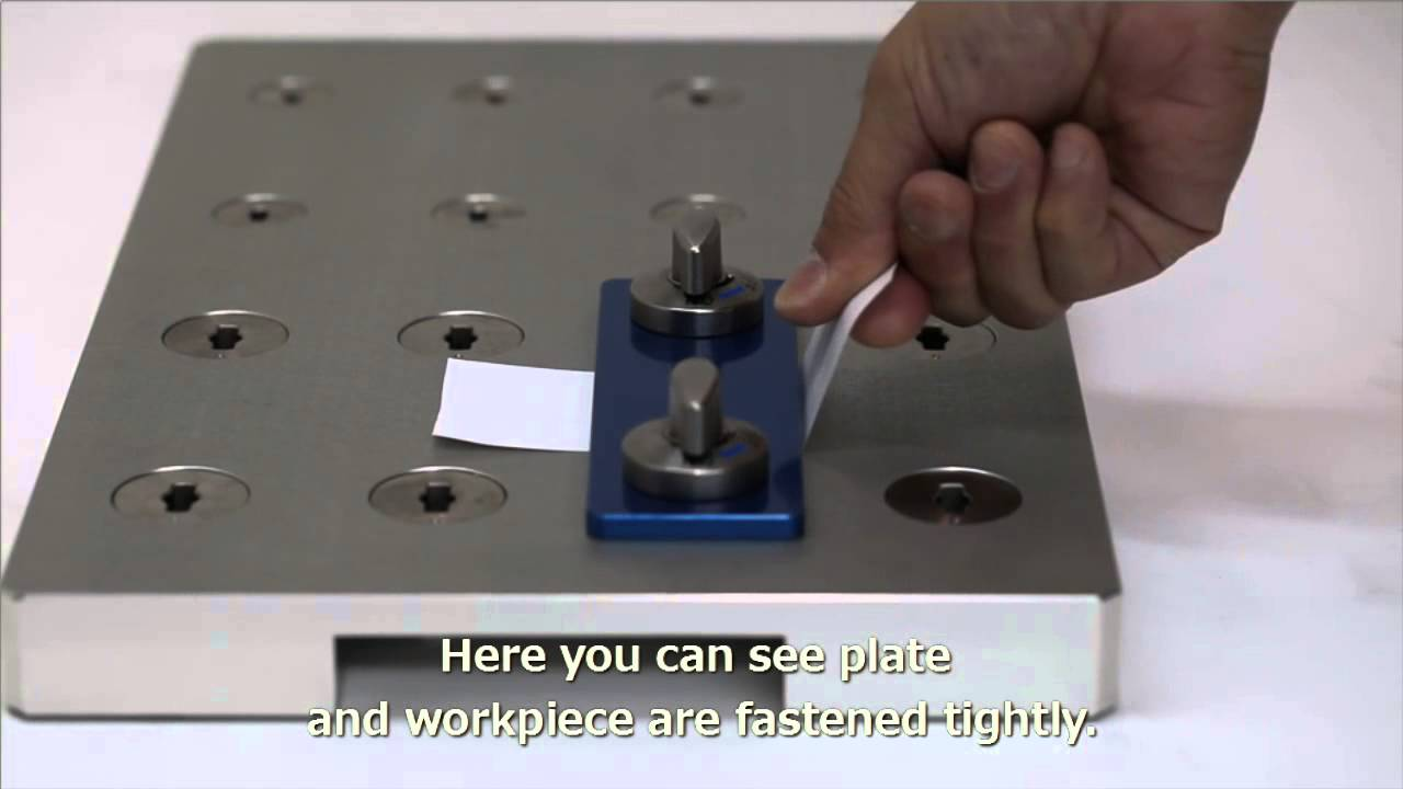 One touch fasteners youtube