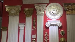видео Лепной декор - Художественная мастерская. Изготовление памятников. Художественное литье из бронзы.