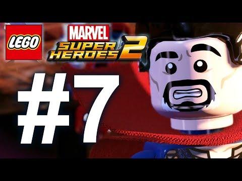 LEGO Marvel Super Heroes 2 Gameplay #7 - Dr. Strange Sanctum