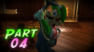 Luigi S Mansion Dark Moon Gloomy Manor Confront The