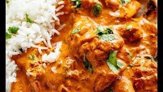 Amazing Chicken Tikka Masala