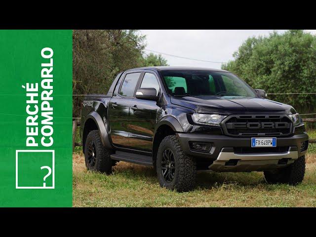 Ford Ranger Raptor   Perché comprarlo... e perché no