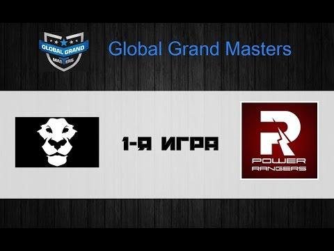 [Без комментаторов] Ad Finem vs PR #1 (bo3) | Global Grand Masters, 22.07.16