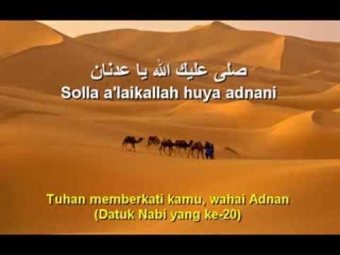 Rabbani   Solla a'laikallah Selawat Adnani
