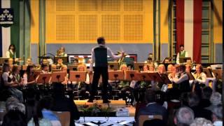 Unter Donner und Blitz - Blasmusik (Johann Strauss (Sohn))