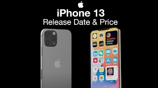 iPhone 13 Release Date and Price - 120Hz Always on Display Display!