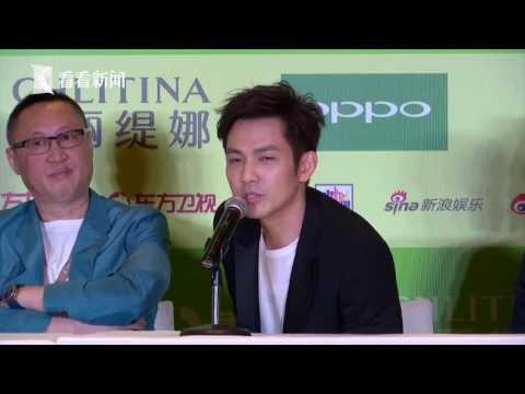 (Cut version) Wallace Chung 23rd Shanghai International Film and TV Festival