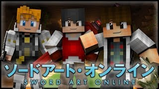 """Minecraft Sword Art Online Roleplay Episode 4 - """"Call To Arms"""" [Minecraft Anime Roleplay]"""