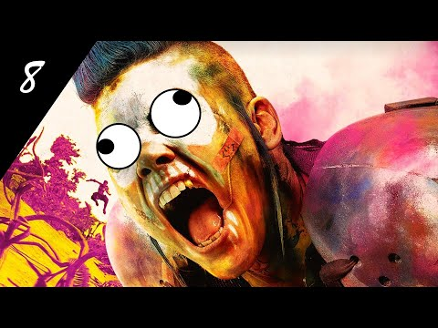 CULT OF THE DEATH GOD    RAGE 2 NIGHTMARE MODE   PART 8  
