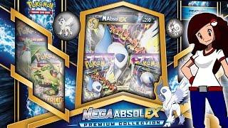 """Mega Absol EX Premium Collection Box"" Opening w/ SuperDuperDani!"