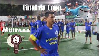 Final da 1ª Copa Society Tubarão