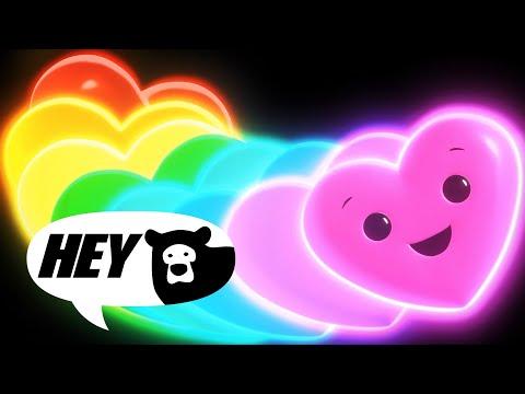 Baby Sensory - Happy Hearts Disco! - Fun Baby Video With Songs