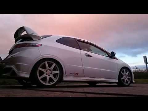 honda civic type r fn2 champ white car wash time lapse youtube. Black Bedroom Furniture Sets. Home Design Ideas