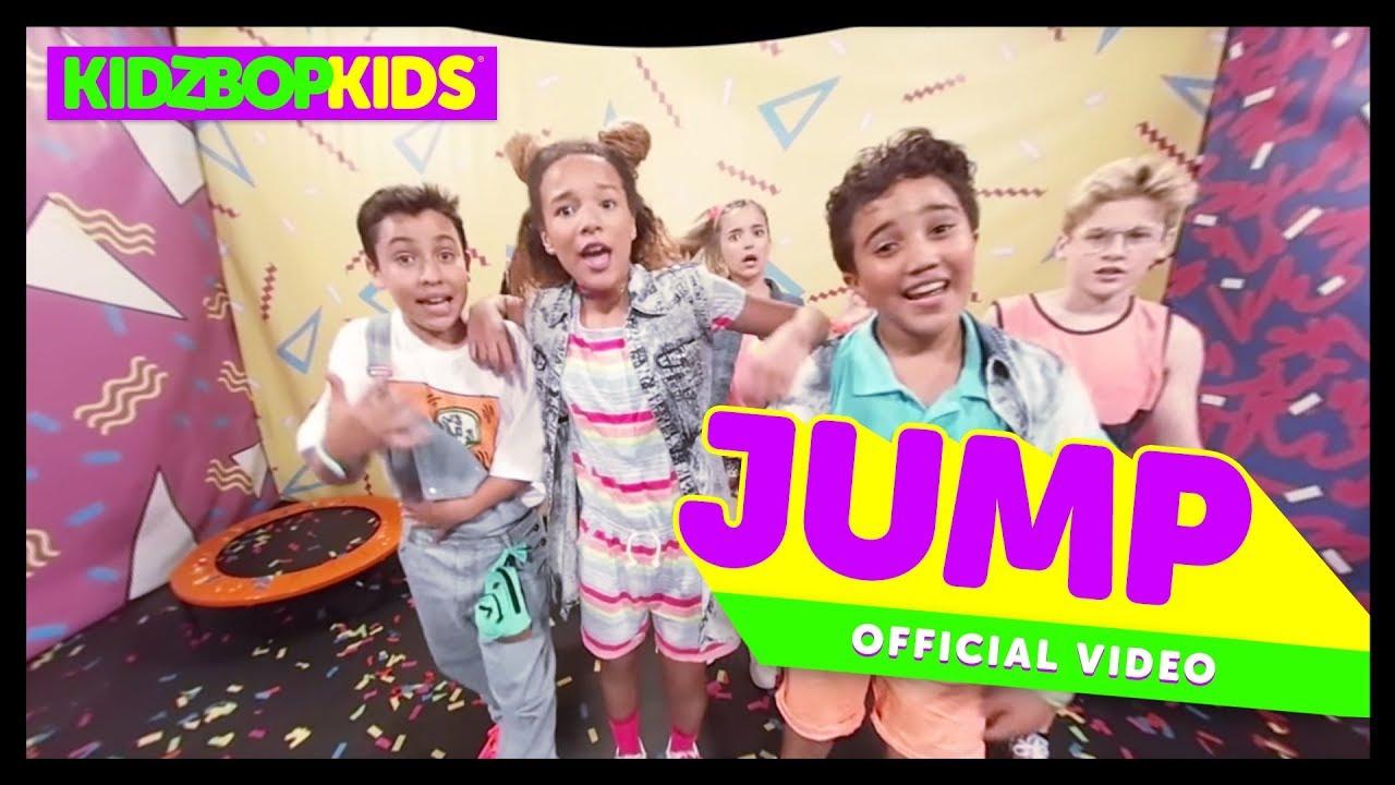 kidz bop kids – jump (official 360° music video) [kidz bop '90s pop