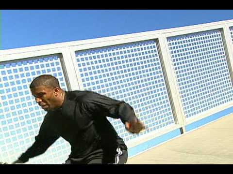 Priest Holmes Hill workout