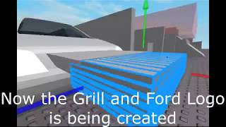 [ROBLOX] Ford Freestar Build, Solid Molding Cars With Unions