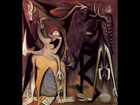 Wifredo Lam:  Avant-Garde Afro-Cuban Painter