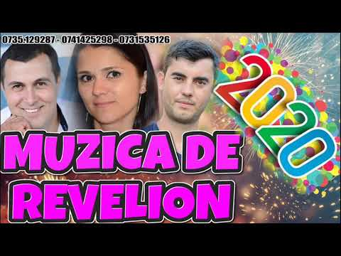 MUZICA DE PETRECERE 2020 PENTRU REVELION - SARBE - HORE LA MULTI ANII 2020