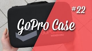Wicked Chili Gop Case Für Gopro Hero 4 3+ 3 2 1 / Black / Silver  // Deutsch // In 4k #21