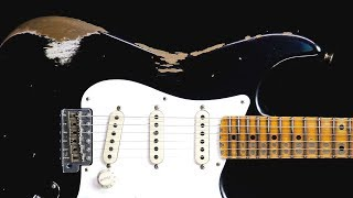 Smooth Soulful Groove Guitar Backing Track Jam in E Minor