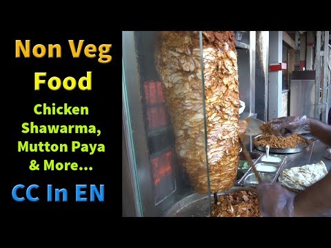 Hyderabad non veg food Episode 2 |