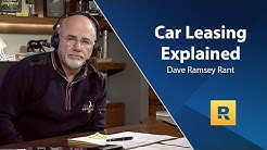 Car Leasing Explained