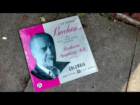 Beethoven Symphony No 6 / Sir Thomas Beecham Orchestra, The Royal Philharmonic Orchestra