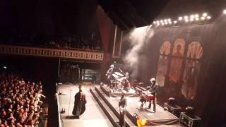 GHOST Live in Atlanta 10/09/15 - Stand by him & Body and Blood