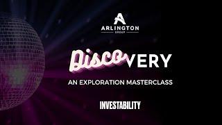 Merlin Marr Johnson, Salazar Resources (TSX-V:SRL) | Arlington Discovery: An Exploration Masterclass