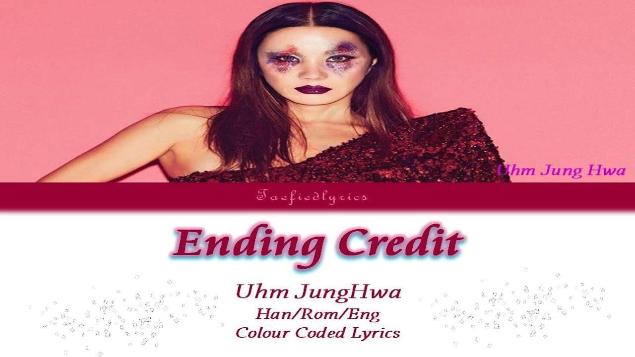 Uhm jung hwa ending credit colour coded lyrics hanrom uhm jung hwa ending credit colour coded lyrics hanromeng by taefiedlyrics stopboris Gallery