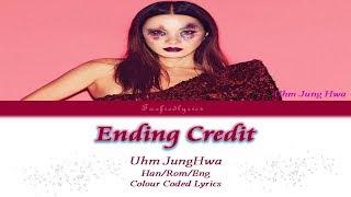 Uhm Jung Hwa Ending Credit Colour Coded Lyrics Han Rom Eng by Taefiedlyrics.mp3