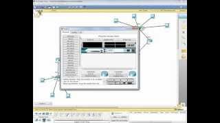 Настройка протоколов маршрутизации на CISCO