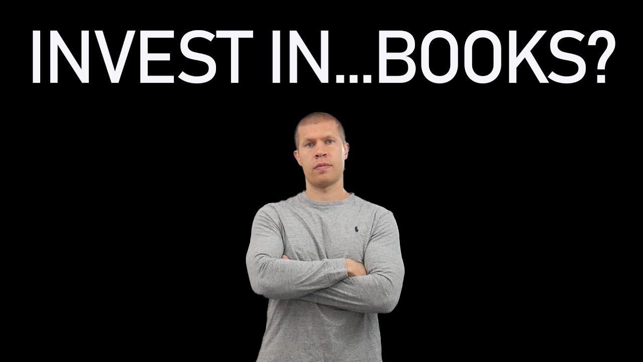 How I Invest in Textbooks for Super High ROIs