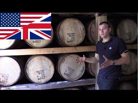 Whisky Distillery Tour: Marker's Mark