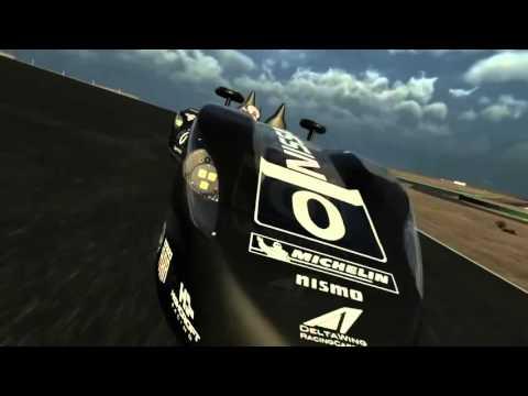 Gran Turismo 6 Intro  Moon Over The Castle Version