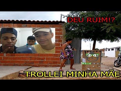 ME ENVIEI PELO CORREIO PARA CASA DA MINHA MÃE- TROLLAGEM