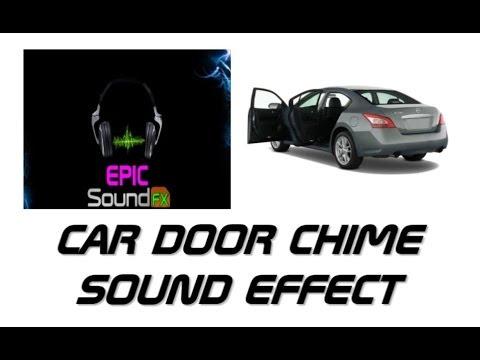 car door open chime sound effect epicsoundfx youtube. Black Bedroom Furniture Sets. Home Design Ideas