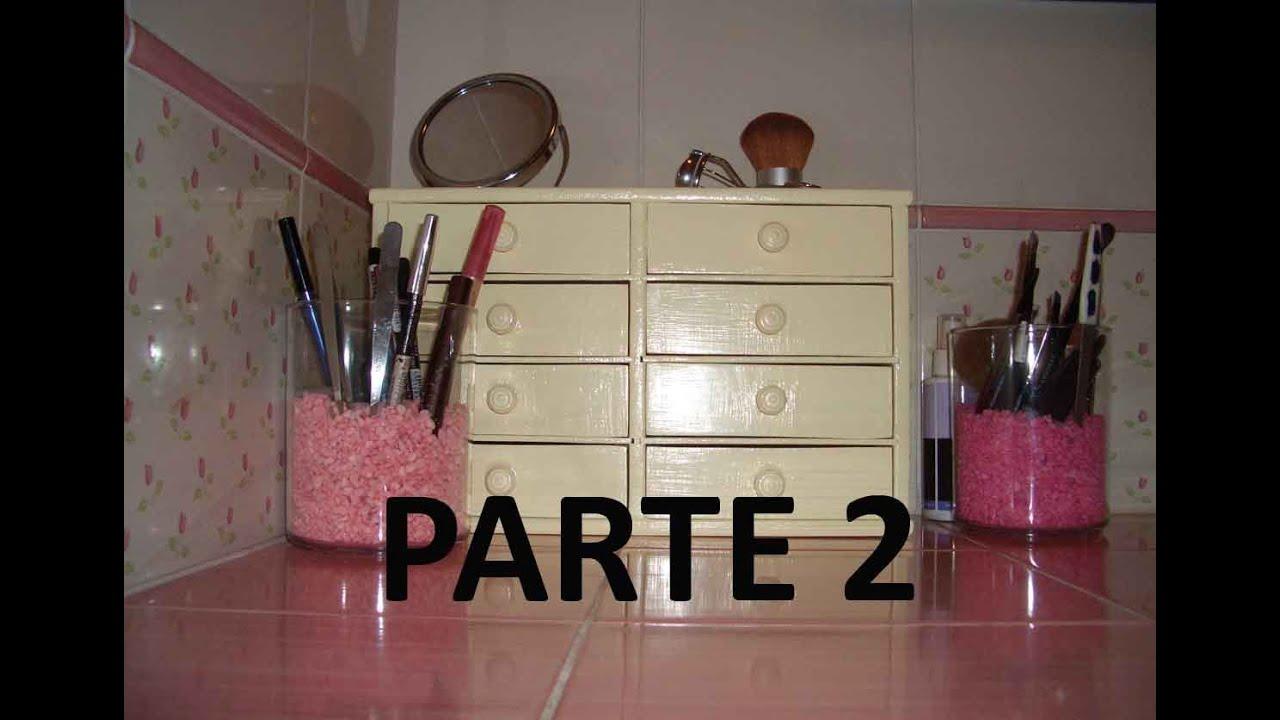 come restaurare una vecchia cassettiera parte 2 youtube