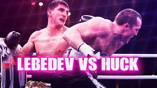 Denis Lebedev vs Marco Huck (Highlights)