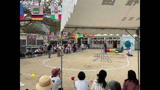 일본 어느 섬마을 유치원 체육대회