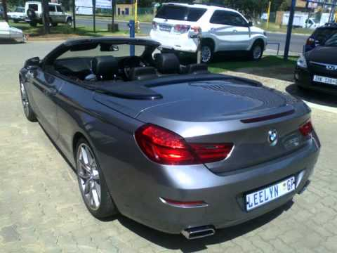 BMW SERIES I CONVERTIBLE ATKMS Auto For Sale On - 2013 bmw 650i convertible for sale