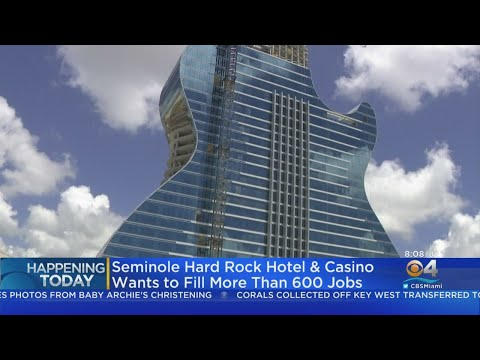 Jodi Stewart - Seminole Hard Rock Hollywood Job Fair