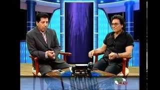 Andy Madadian - Nader Rafiee in OITN Agu. 14, 2014 مصاحبه نادر رفیعی با اندی Part-2 of 2